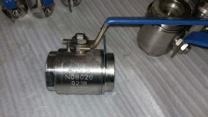 A20 ball valve