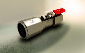 AL-6XN ball valve