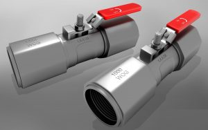 AL-6XN ball valves