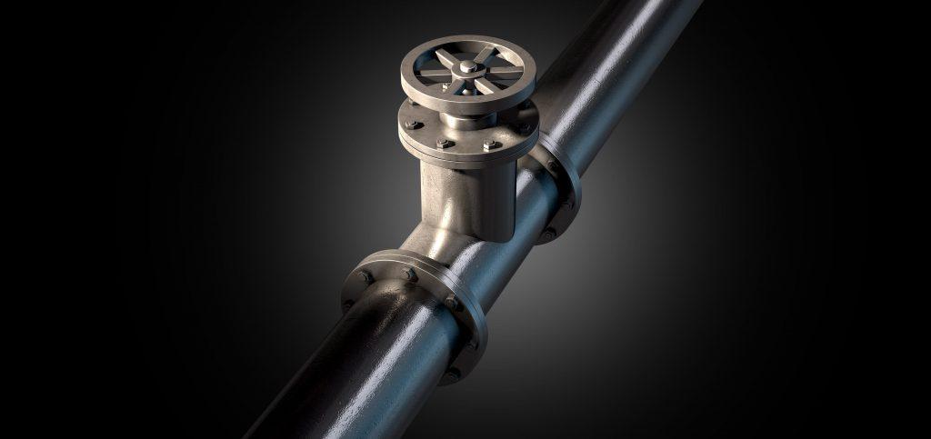 Inconel 600 gate valve