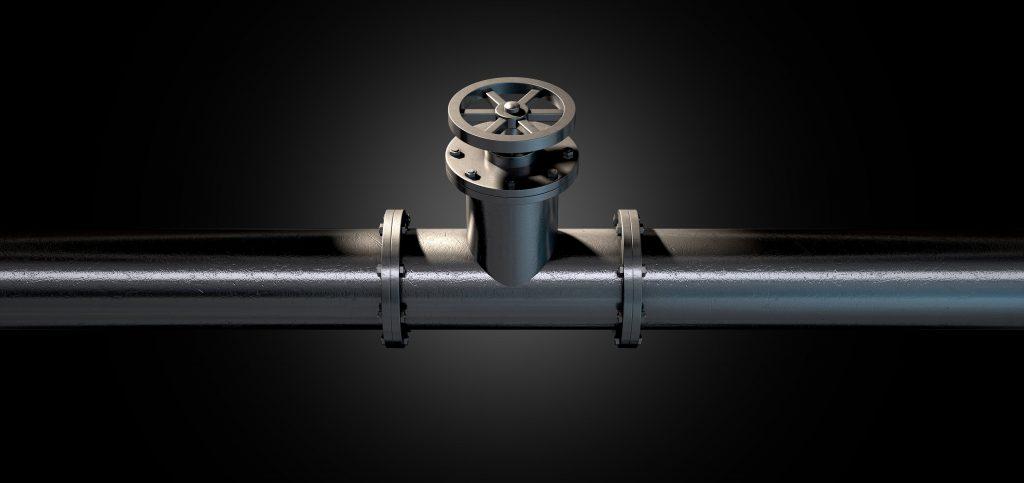 Inconel UNS 06600 gate valve